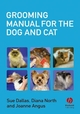 Grooming Manual for the Dog and Cat (1405111836) cover image