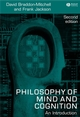 Philosophy of Mind and Cognition: An Introduction, 2nd Edition (1405133236) cover image