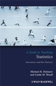 A Guide to Teaching Statistics: Innovations and Best Practices (1405155736) cover image