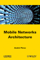 Mobile Networks Architecture (1848213336) cover image