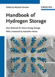 Handbook of Hydrogen Storage: New Materials for Future Energy Storage (3527322736) cover image