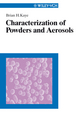Characterization of Powders and Aerosols (3527614036) cover image