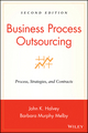Business Process Outsourcing: Process, Strategies, and Contracts, 2nd Edition (0470044837) cover image