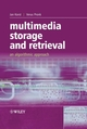 Multimedia Storage and Retrieval: An Algorithmic Approach (0470091037) cover image