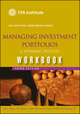 Managing Investment Portfolios Workbook: A Dynamic Process, 3rd Edition (0470104937) cover image