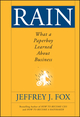 Rain: What a Paperboy Learned About Business (0470408537) cover image