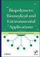 Biopolymers: Biomedical and Environmental Applications (0470639237) cover image