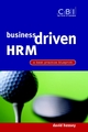 Business Driven HRM: A Best Practice Blueprint (0470844337) cover image