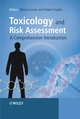 Toxicology and Risk Assessment: A Comprehensive Introduction  (0470868937) cover image