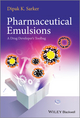Pharmaceutical Emulsions: A Drug Developer's Toolbag (0470976837) cover image
