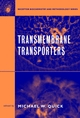 Transmembrane Transporters (0471065137) cover image