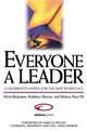 Everyone a Leader: A Grassroots Model for the New Workplace (0471197637) cover image