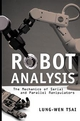Robot Analysis: The Mechanics of Serial and Parallel Manipulators (0471325937) cover image