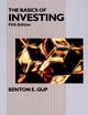 The Basics of Investing, 5th Edition (0471548537) cover image