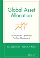 Global Asset Allocation: Techniques for Optimizing Portfolio Management  (0471593737) cover image