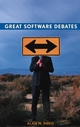 Great Software Debates (0471675237) cover image
