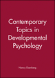 Contemporary Topics in Developmental Psychology (0471829137) cover image