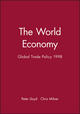 The World Economy, Global Trade Policy 1998 (0631211837) cover image