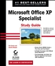 Microsoft® Office XP Specialist Study Guide (0782141137) cover image