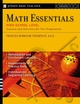 Math Essentials, High School Level: Lessons and Activities for Test Preparation (0787966037) cover image