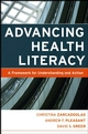 Advancing Health Literacy: A Framework for Understanding and Action (0787984337) cover image