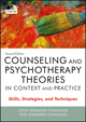 Counseling and Psychotherapy Theories in Context and Practice: Skills, Strategies, and Techniques, 2nd Edition (1118402537) cover image