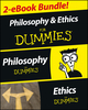 Philosophy & Ethics For Dummies 2 eBook Bundle: Philosophy For Dummies & Ethics For Dummies (1118595637) cover image