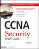CCNA Security Study Guide: Exam 640-553 (1118822137) cover image