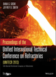 Proceedings of the Unified International Technical Conference on Refractories (UNITECR 2013) (1118837037) cover image