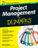 Project Management for Dummies, 2nd UK Edition (1119025737) cover image