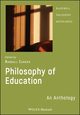 Philosophy of Education: An Anthology (1405130237) cover image