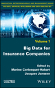 Big Data for Insurance Companies (1786300737) cover image