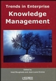 Trends in Enterprise Knowledge Management (1905209037) cover image