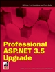 Professional ASP.NET 3.5 Upgrade (0470384638) cover image