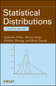 Statistical Distributions, 4th Edition (0470390638) cover image