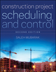 Construction Project Scheduling and Control, 2nd Edition (0470505338) cover image