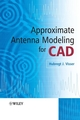 Approximate Antenna Analysis for CAD  (0470512938) cover image