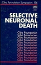Selective Neuronal Death (0470513438) cover image