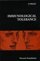 Immunological Tolerance: Novartis Foundation Symposium, No. 215 (0470515538) cover image