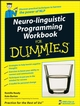 Neuro-Linguistic Programming Workbook For Dummies (0470519738) cover image