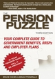 The Pension Puzzle: Your Complete Guide to Government Benefits, RRSPs, and Employer Plans, 3rd Edition (0470839538) cover image