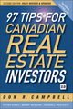 97 Tips for Canadian Real Estate Investors 2.0 (0470963638) cover image