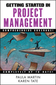 Getting Started in Project Management (0471135038) cover image
