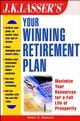 J.K. Lasser's Your Winning Retirement Plan  (0471198838) cover image