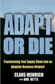 Adapt or Die: Transforming Your Supply Chain into an Adaptive Business Network (0471265438) cover image