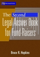 The Second Legal Answer Book for Fund-Raisers (0471387738) cover image