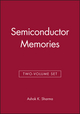 Semiconductor Memories, Two-Volume Set (0471462438) cover image
