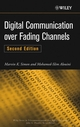 Digital Communication over Fading Channels, 2nd Edition (0471649538) cover image