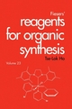 Fiesers' Reagents for Organic Synthesis, Volume 23, Fiesers' Reagents for Organic Synthesis (0471682438) cover image