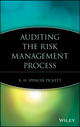 Auditing the Risk Management Process (0471690538) cover image